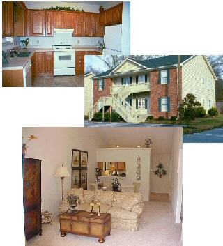 J. Timms. and Company, Inc, Residential Rentals - Chinquapin Commons